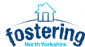logo for fostering north yorkshire
